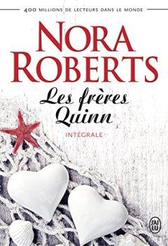 Livres Couvertures de Les frères Quinn, Intégrale Tomes 1 à 4 : Dans l'océan de tes yeux ; Sables mouvants ; A l'abri des tempêtes ; Les rivages de l'amour