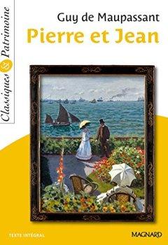 Livres Couvertures de Pierre et Jean
