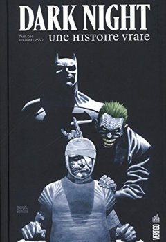 Livres Couvertures de Dark Night : Une histoire vraie