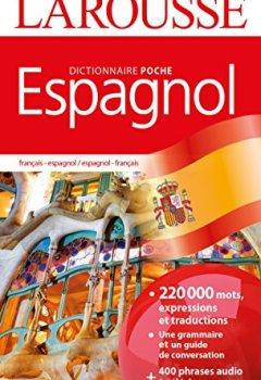 Livres Couvertures de Dictionnaire Larousse poche Espagnol