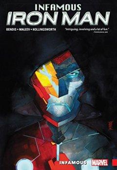Livres Couvertures de Infamous Iron Man Vol. 1: Infamous