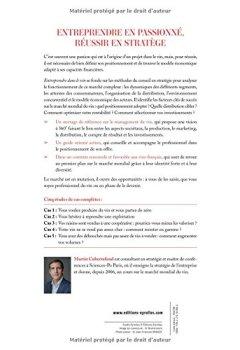 Livres Couvertures de Entreprendre dans le vin : Stratégies 360° pour réussir sur le marché mondial du vin