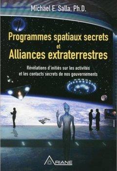 Livres Couvertures de Programmes spatiaux secrets et alliances extraterrestres
