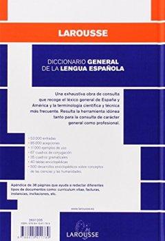 Livres Couvertures de Diccionario general de la Lengua Española