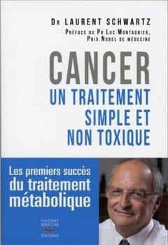 Livres Couvertures de Cancer : un traitement simple et non toxique