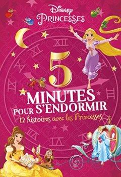 Livres Couvertures de PRINCESSES, 5 MINUTES POUR S'ENDORMIR