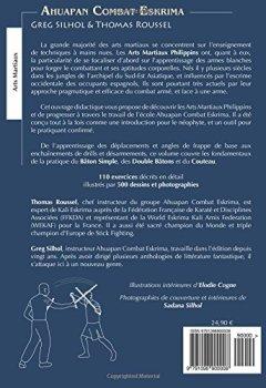 Livres Couvertures de Ahuapan Combat Eskrima: Art Martial Philippin