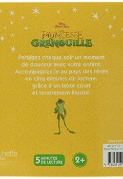 Livres Couvertures de La Princesse et la Grenouille : L'histoire du film