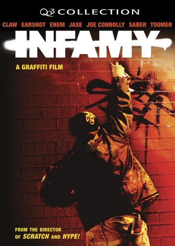 519JYGWJE2L. SL500  Infamy: Watch This Popular Graff Writing Documentary Now!
