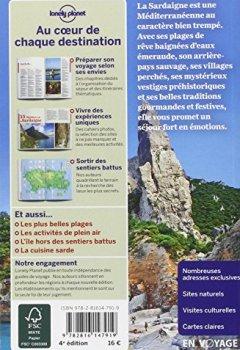Livres Couvertures de Sardaigne - 4ed