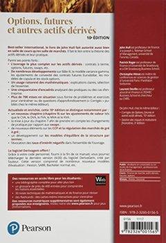 Livres Couvertures de Pack Options, futures et autres actifs dérivés 10e édition : Le manuel + les corrigés