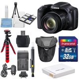 Canon-PowerShot-SX530-HS-Wi-Fi-Enabled-Digital-Camera-with-deluxe-accessory-bundle-including-32GB-SDHC-memory-card-Class-10-lens-cleaning-kit-Extra-Battery-ACDC-Turbo-Travel-Charger