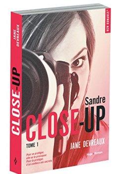 Livres Couvertures de Close-Up - tome 1 Indomptable Sandre