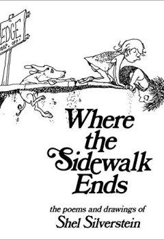 Buchdeckel von Where the Sidewalk Ends by Shel Silverstein (2010-12-02)