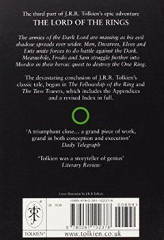 Livres Couvertures de The Lord Of The Rings : The Return Of The King  (en anglais)
