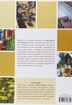 Livres Couvertures de Le traité Rustica de l'apiculture