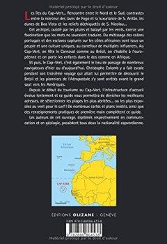 Livres Couvertures de Guide Cap-Vert