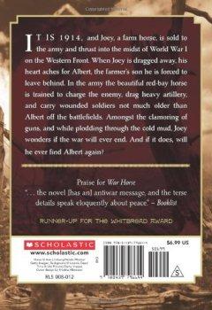 Livres Couvertures de War Horse
