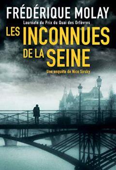 Livres Couvertures de Les Inconnues de la Seine (Une enquête de Nico Sirsky)