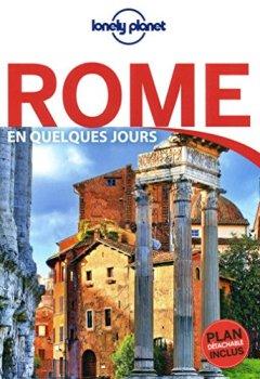 Livres Couvertures de Rome En quelques jours - 6ed