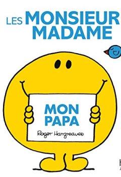 Livres Couvertures de Monsieur Madame - Mon papa