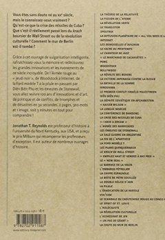 Livres Couvertures de 3mn pour comprendre les 50 faits les plus marquants du XXe siècle