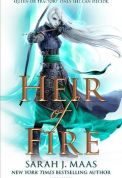 Livres Couvertures de Heir of Fire
