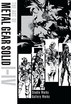 Livres Couvertures de The Art of Metal Gear Solid I-IV