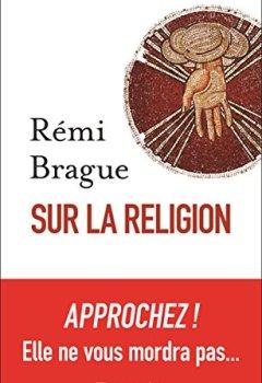 Livres Couvertures de Sur la religion