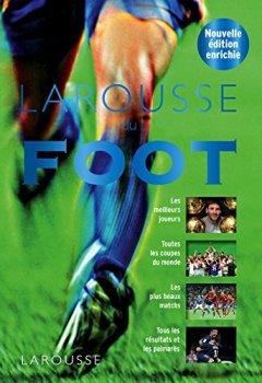 Livres Couvertures de Larousse du football