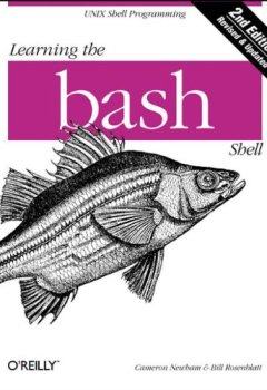 Livres Couvertures de Learning the bash Shell, 2nd Edition  (en anglais)