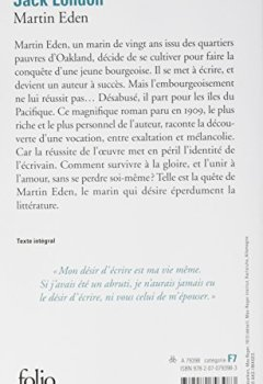 Livres Couvertures de Martin Eden