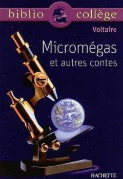 Livres Couvertures de Micromégas et autres contes