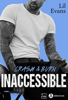 Livres Couvertures de Inaccessible – Crash & Burn