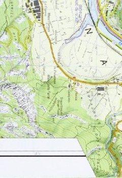 Copertina del libro di Valle del Sacra. Arco. Riva del Garda 1:25.000