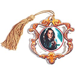 Wizarding World of Harry Potter : Hermione Granger with Wand Ceramic Christmas Tree Ornament