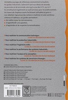Livres Couvertures de Guide du technicien en productique : Pour maîtriser la production industrielle