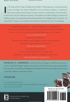 Livres Couvertures de The Design of Future Things
