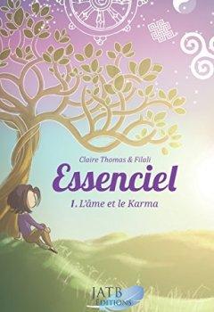 Livres Couvertures de Essenciel - Tome 1: l'âme et le Karma