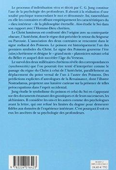 Livres Couvertures de Aïon : Etudes sur la phénoménologie du soi