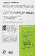 Livres Couvertures de L'approche systémique : Pour gérer l'incertitude et la complexité