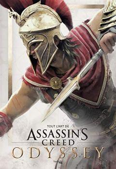 Livres Couvertures de Tout l'art de Assassin's Creed Odyssey