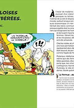 Livres Couvertures de Astérix, les vérités historiques expliquées