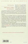 Livres Couvertures de Lire Être et temps de Heidegger