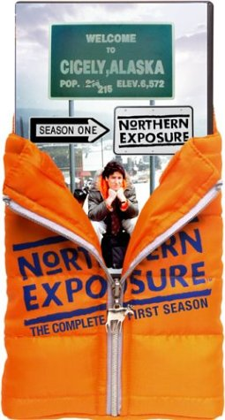 DVD-Box Northern Exposure Season 1