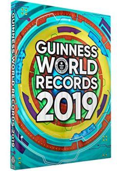 Livres Couvertures de Guinness World Records 2019