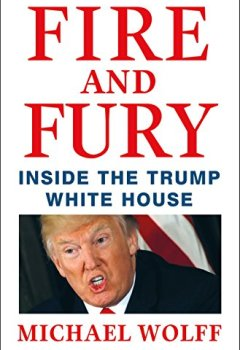 Livres Couvertures de Fire and Fury: Inside the Trump White House