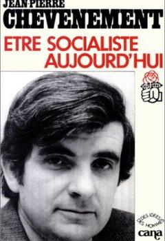 Livres Couvertures de Être socialiste aujourd'hui