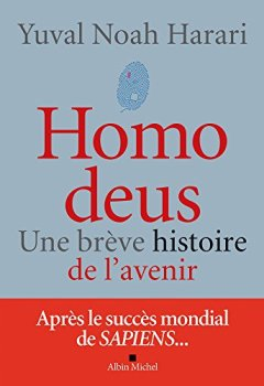 Livres Couvertures de Homo Deus