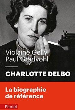 Livres Couvertures de Charlotte Delbo